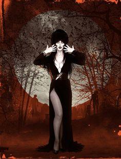Elvira by The Silent Giants! :D