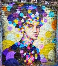 by jimmyc - Brick Lane, London (LP) Street Art Love, Street Art Graffiti, 4th Street, Brick Lane, Urban Art, Bunt, Art Museum, Cool Photos, Interesting Photos