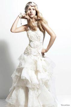 YolanCris 2013 Wedding Dresses — Chelsea Girl Bridal Collection | Wedding Inspirasi