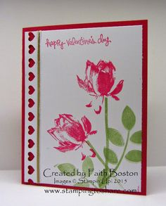 Stamping to Share: Stamping to Share Sale-a-bration Card Swap - Part One