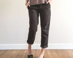 Hampshire Trouser WOMENS PDF pattern and by CaliFayeCollection