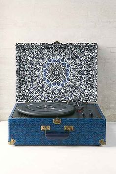 Crosley X UO AV Room Portable USB Vinyl Record Player - Urban Outfitters