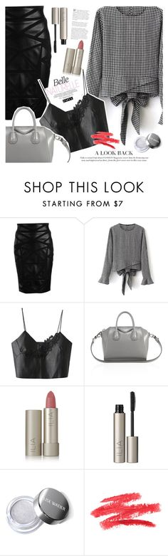 """""""Office Style"""" by vanjazivadinovic ❤ liked on Polyvore featuring Versace, Givenchy, Ilia, polyvoreeditorial and zaful"""