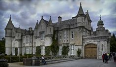 Balmoral Castle, Scotland (by Andy Stuart on 500px)  ....The castle is one of the private resident homes of the British Royal Family.
