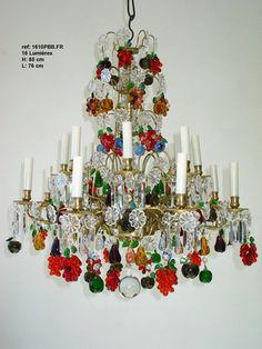 Bohemian Crystal Chandelier! Luxury Chandelier, Chandelier Lighting, Chandeliers, Bohemian Decor, Bohemian Style, Bohemian Jewelry, Artsy Fartsy, Appliques, Wind Chimes