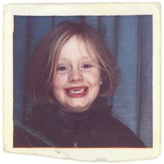 Adele released 'When We Were Young' as a single and revealed its adorable cover art featuring a childhood photo of the singer. Mackenzie Rosman, Adele Songs, Laura Vandervoort, Richard Gere, Kristin Kreuk, Diane Lane, City Of Angels, Christina Hendricks, Keanu Reeves