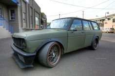 Datsun 510 wagon, SupraTT engine