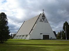 Kolarin kirkko syyskuussa 2007.
