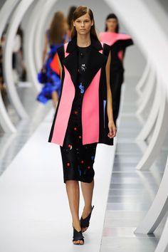The Best Looks From London Fashion Week: Spring 2015. Roksanda.