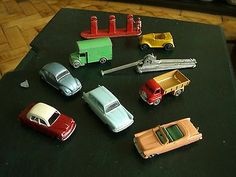 Selection Of Dinky And Lesney Toy Vehicles - http://www.matchbox-lesney.com/39796