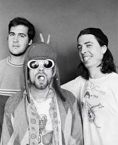 drawing and nirvana Kurt Cobain cutie | Wicked Dark Cool ...