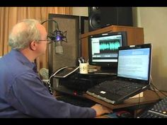 Behind the Microphone - Life as a Voice Actor - YouTube