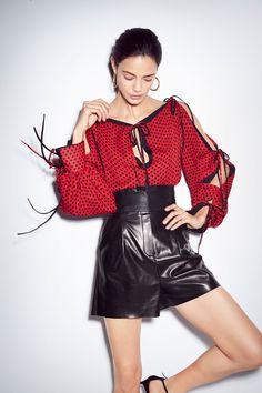 a27457ffa Coleção Milly Pre-Fall 2018 - Vogue Mulheres