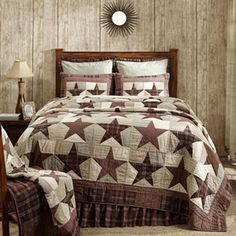 Lodge Podge Bedding