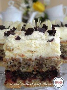 Cake pops for mom - HQ Recipes Polish Desserts, Polish Recipes, Cookie Desserts, Sweet Desserts, Sweet Recipes, Cookie Recipes, Delicious Desserts, Dessert Recipes, Yummy Food