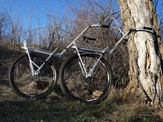 Pack Wheel 29er Compared to 24 Inch Version