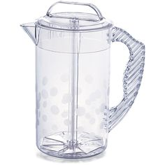 Quick-Stir® Pitcher - Outdoor | PamperedChef.com  A great pitcher for all those hot weather drinks!  Pampered Chef -- Keshea Slate http://new.pamperedchef.com/pws/kesheaslate