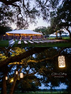 Stonehouse Villa Driftwood, TX | Outdoor Country Ranch | White Tent Reception