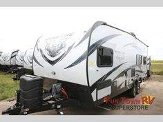 New 2015 Forest River RV XLR Hyper Lite 24HFS Toy Hauler Travel Trailer at Fun Town RV | Wharton , TX | #133945