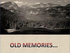Il Lago di Tovel quando ancora era rosso!