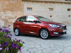 #Ford C-Max und Ford Grand C-Max im Familiencheck // #Familienauto #familycar