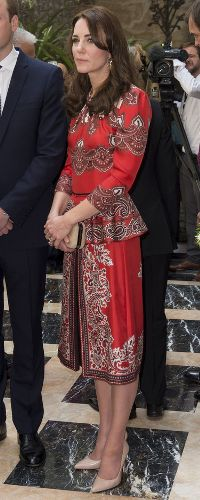 10 Apr 2016 - Duke & Duchess of Cambridge commence royal tour of India. Click to read more