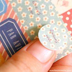 4e73b4f4c Pegatinas de scrap  scrapbook  regalos  tiendaonline  aperfectlittlelife ☁  ☁ A Perfect Little Life ☁ ☁ para ver más productos nuestros visita nuestra  ...
