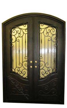 Seville Iron Door
