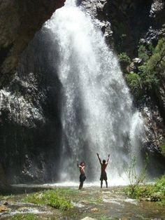 Beautiful hike ending at waterfall - Review of Pine Canyon Trail, Big Bend National Park, TX - TripAdvisor
