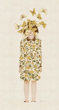Jiwoon PAK creates warm and cozy illustrations Jiwoon was born in Korea and finished there university (as well as in France). Can I tell that her illustrations are different? Almost. However, I really...
