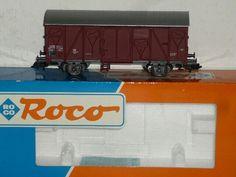 Roco H0 4304W ged Güterwagen Christmann Landau OVP RB7183