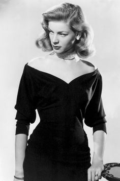 Lauren Bacall began her career in the film noir genre (having starred in The Big Sleep in 1946), before trying her hand at comedy – namely How To Marry a Millionaire with Marilyn Monroe in 1953. She married screen legend Humphrey Bogart in 1945