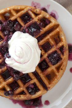 ... on Pinterest | Waffles, Zucchini Waffles and Whole Wheat Waffles
