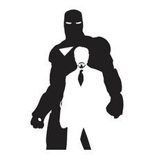 Ironman Die Cut Vinyl Decal PV646