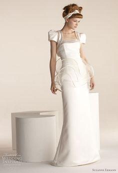 Suzanne Ermann Wedding Dresses 2011