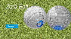 India's Largest Zorbing Ball Suppliers.