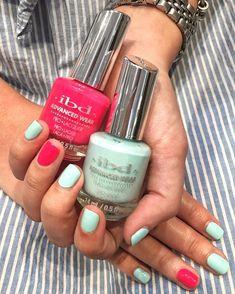 Summer vibes🏝🌊 with a touch of craziness. . Nail artist: Irina @mihalacheciochina . . #summer #summercolors #summernails #summervibe #readyforsummer #getts #gettssalons #gettsmallvitan #nails #nailsofinstagram #nailstyle #nailart #art #nailgoals #nailideas #nailfashion #ibdprofessional #instagood #photooftheday Nailed It, Summer Colors, Nail Artist, Nails Inspiration, Summer Nails, Summer Vibes, Nailart, Nail Polish, Touch