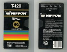 """Stranger format"": an ode to the retro branding of our VHS memories | Typeroom.eu"