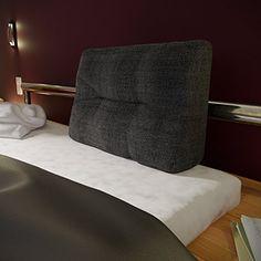Amazon.de: MSS® Rückenkissen für Bett Rückenlehne Keilkissen für Couch und Sofakissen Rückenkissen