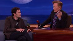 "Former ""Saturday Night Live"" funnyman Bill Hader was on ""Conan"" Monday (Jan. 27), touching on a variety of subjects -- everything from ""Star Wars"" impressions to the time he grossed out Kathie Lee Gifford on ""Today."" But perhaps his funniest anecdote was about his new movie ""The Skeleton Twins."""