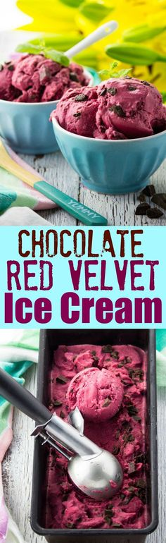 Chocolate Chunk Beet Ice Cream                                                                                                                                                                                 More