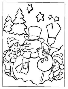 Christmas Festival Drawing Images