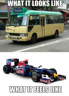 You know what it feels like to travel in a race car #hongkong