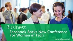 BUSINESS: Facebook Backs New Conference For Women in Tech http://on.mash.to/29Csq06 via Mashable