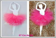 Artesanato e variedades  : Tema Bailarina