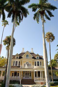 Historic Southwest Florida Riverfront Venue The John Burroughs Home Ft Myers FL