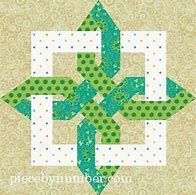 Image result for Free Patterns Celtic Quilt Block