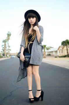 Stephanie of The Fashion Citizen