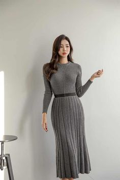 Stylish Winter Outfits, Fall Fashion Outfits, Fashion Dresses, Bodycon Outfits, Casual Dress Outfits, Elegant Outfit, Classy Dress, Cute Dresses, Beautiful Dresses