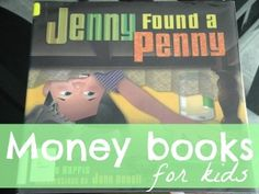 Money books for kids